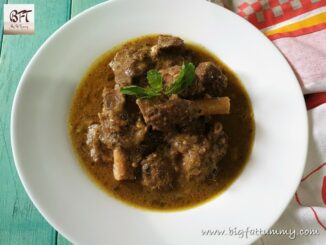 Mutton Pepper Gravy