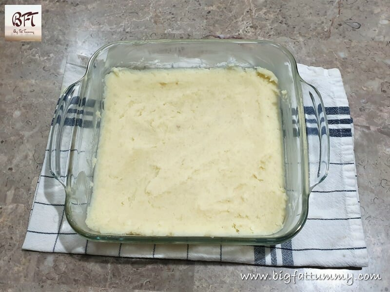 Preparation of Corned Beef Pie