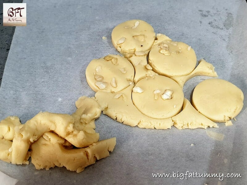 Making of Assorted Bakery Style Cookies