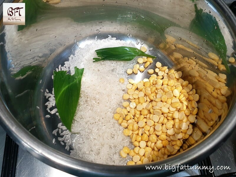 Preparation of Atol - Goan Sweet