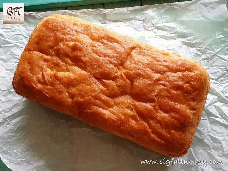 Bread Loaf - No Knead