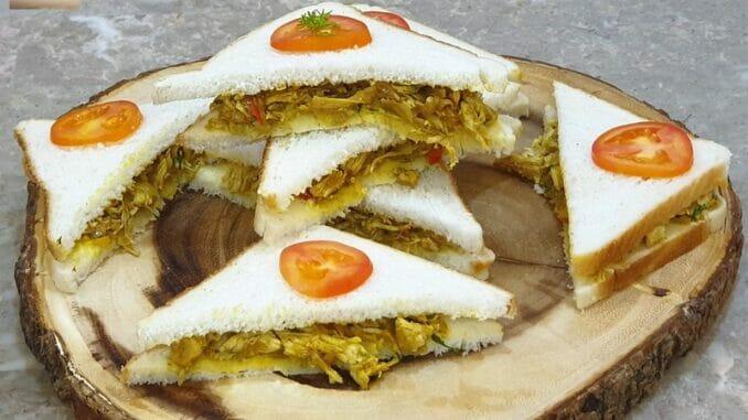 Chicken Chilly Fry Sandwich