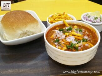Misal - Spicy Indian Snack