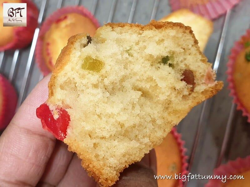 Tutti Fruti / Tooti Frooti Muffins