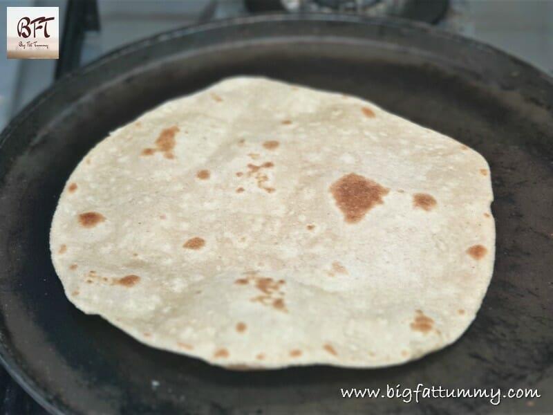 Preparation of Wheat Flour Chapatis