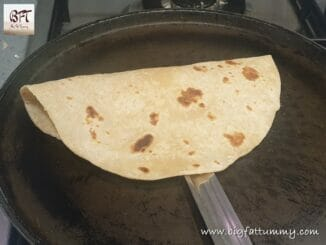 Wheat Flour Chapatis