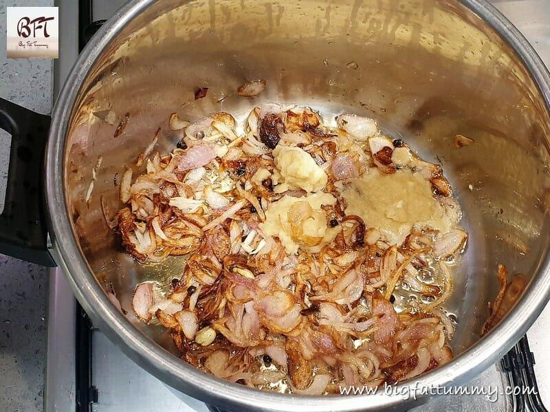Preparation of Bhuna Beef Kheema