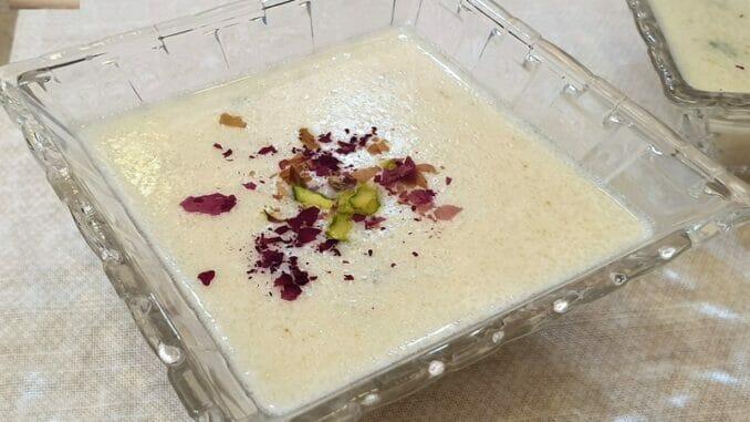Rawa Porridge _ Rava Kheer