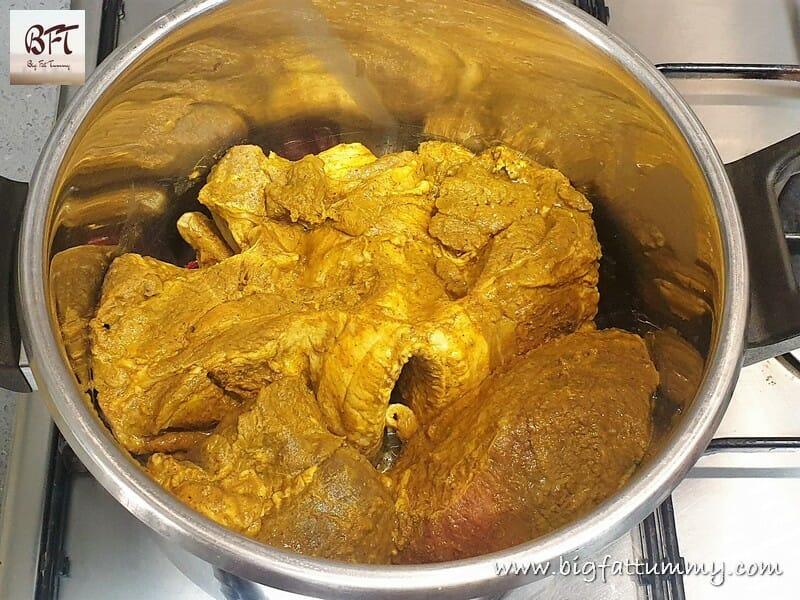 Preparation of Pork and Beef Assado