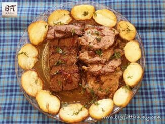 Pork and Beef Assado
