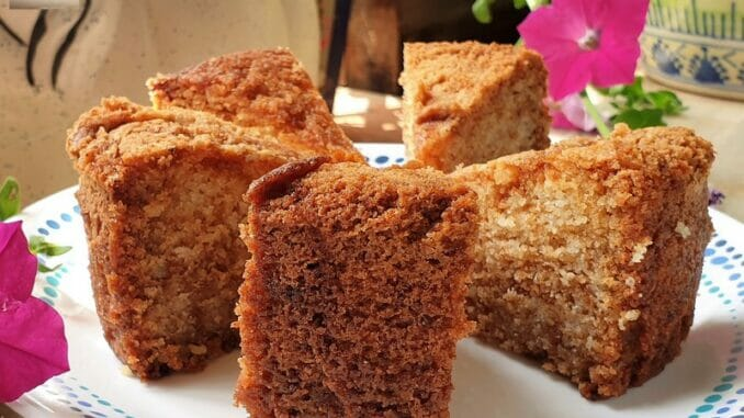 Malai Cake without Oven