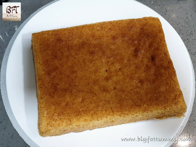 Milk Powder Cake