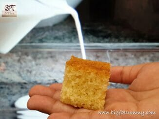 Milk Powder Cake