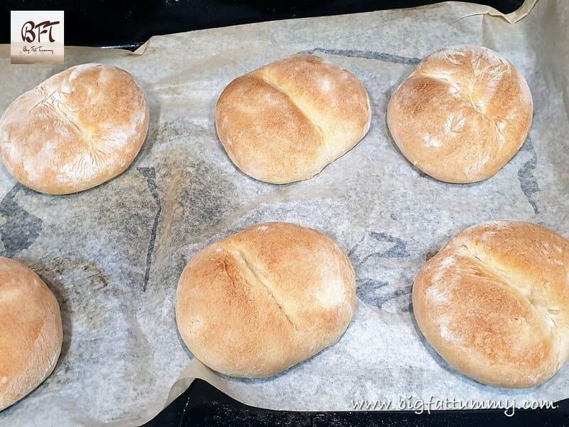 Making of Goan Bread Oondhe - Oondo – Unndho – Pokshe – Pokshie