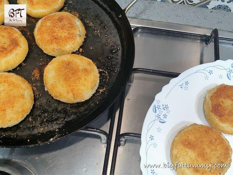 Preparation of Beef Potato Chops