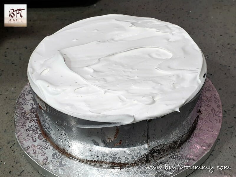 Making of Black Forest Cake