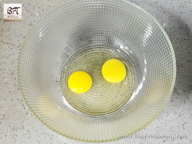 Making of Chocolate Sponge Cake