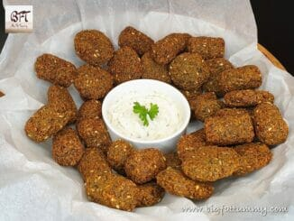 Falafel - Chickpea Fritters