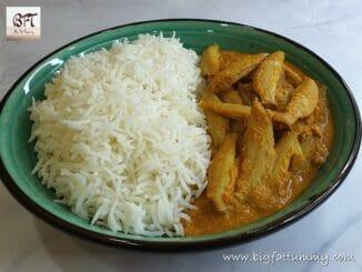 Vellio Kodi / Anchovy Curry