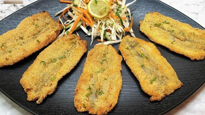 Crispy Fried Fresh Bombay Ducks
